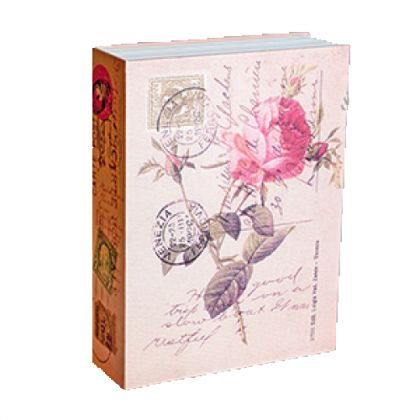 Шкатулка-книга Роза, большая