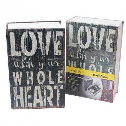 Шкатулка-книга Любовь, малая