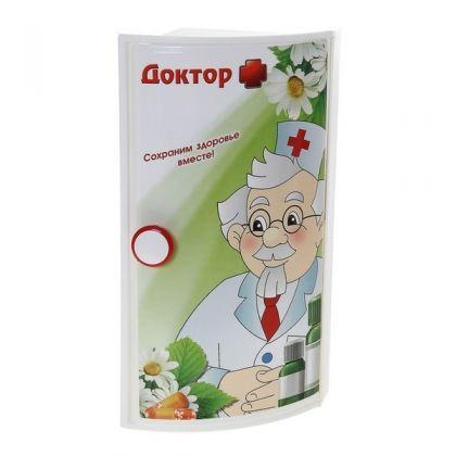 "Аптечка настенная ""Доктор"", одна дверца"