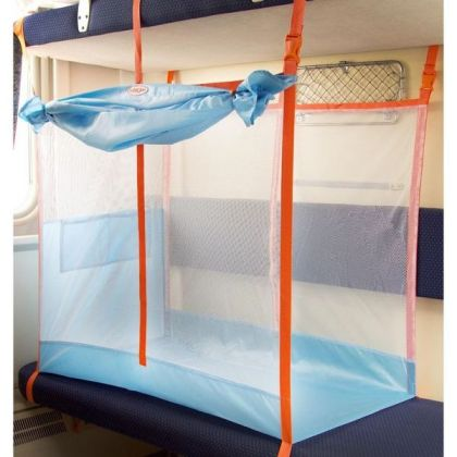 Манеж в поезд со шторкой, от 3х лет