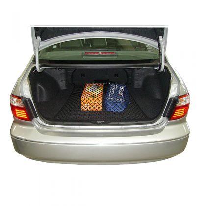 Напольная сетка классическая в багажник 75-110смx75-110см
