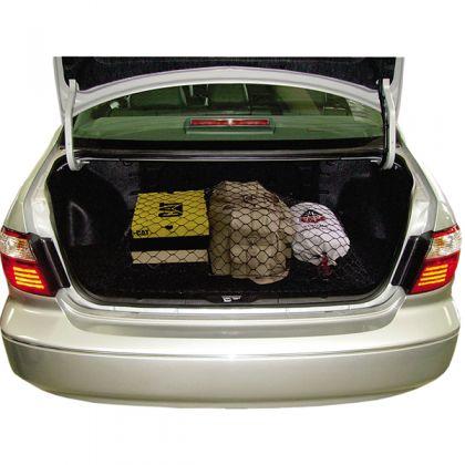 Напольная сетка экономичная в багажник 75-110смx75-110см