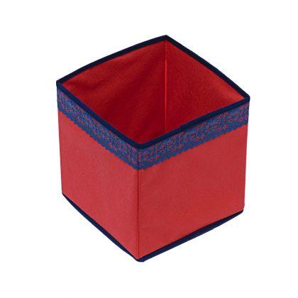 Коробка куб 22х22х22см Rosso
