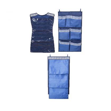 Комплект подвесных органайзеров для сумок, платье и 7 карманов Winter