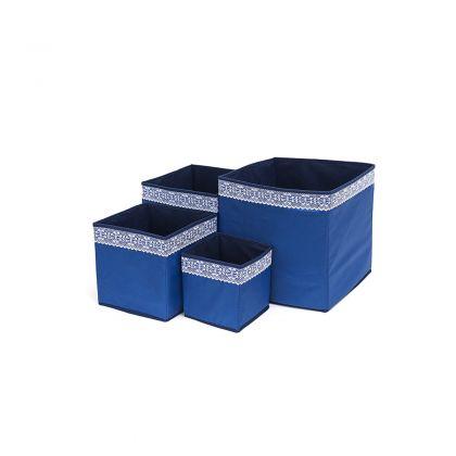 Комплект коробок на 32, 27, 22 и 17 см Winter