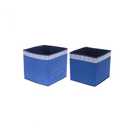 Комплект коробок на 32 и 27 см Winter