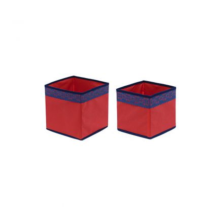 Комплект коробок на 22 и 17 см Rosso