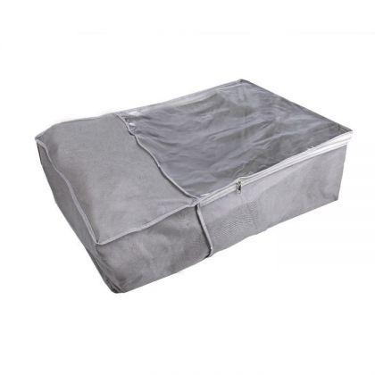 Чехол для одеяла 20x40x60 см, серый