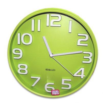 Настольные часы Счастливое время, круг, разные цвета