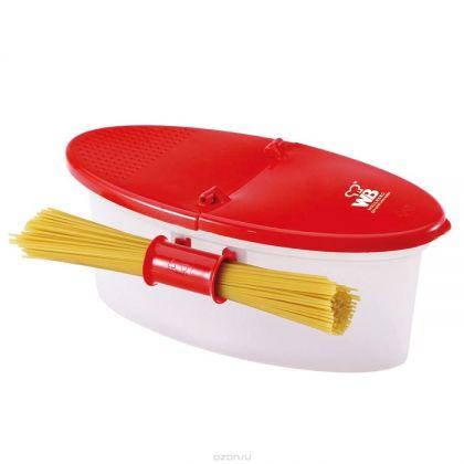 Контейнер Pasta Boat для приготовления макарон в микроволновой печи