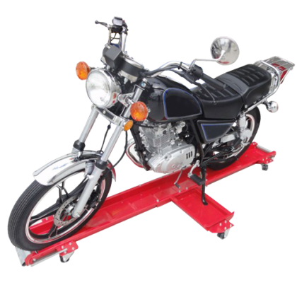 Тележка для перевозки мотоцикла 200x26+44x8,5 см
