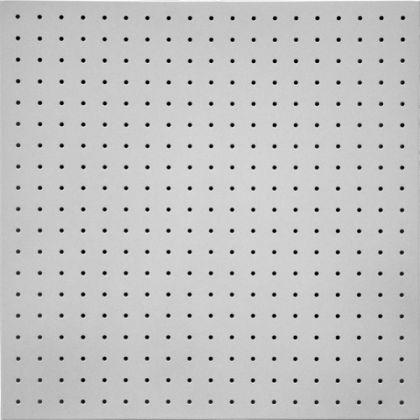 Перфопанель металлическая 50x50 см, серая