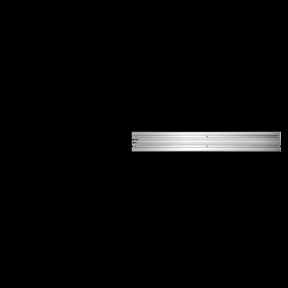 Планка алюминиевая 62 см