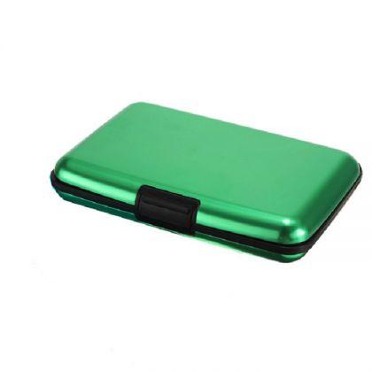 Кошелек-визитница алюминиевый, Aluma Wallet