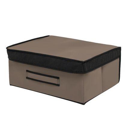Большая коробка для хранения вещей Latte