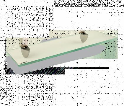 Полка настенная в ванну модель 2