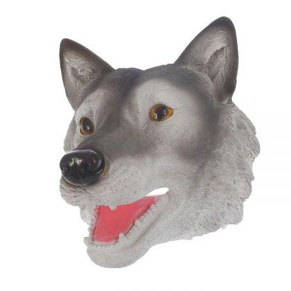 """Декор для сада """"Волчья голова"""""""