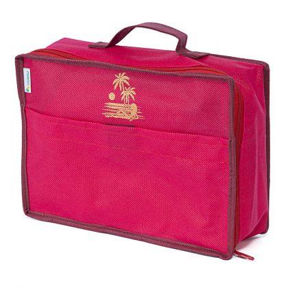 Сумка для багажа Lady in Red (28*20*9)