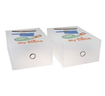 Коробка для хранения ремней