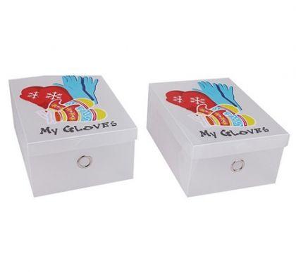 Коробка для хранения перчаток