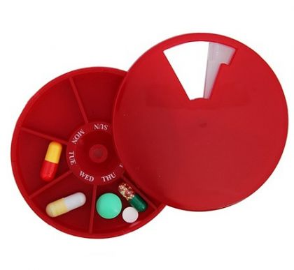 Органайзер для таблеток, модель 5