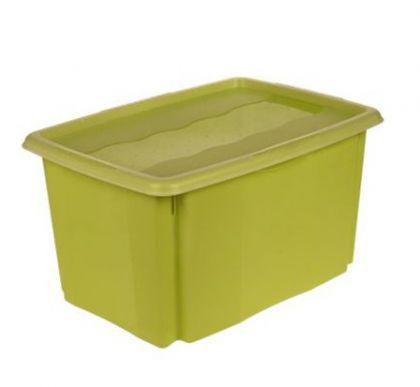 Ящик укладываемый с крышкой 45л