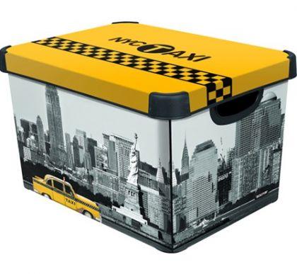 Ящик для хранения Нью-Йорк L