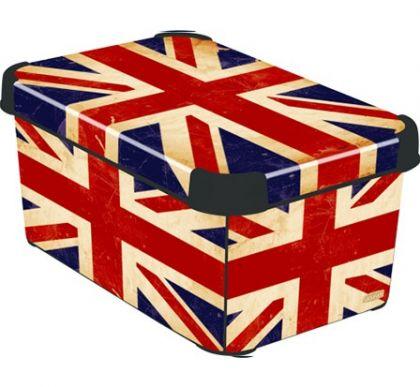 Ящик для хранения флаг Великобритании S