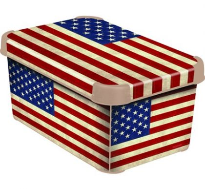 Ящик для хранения флаг США S