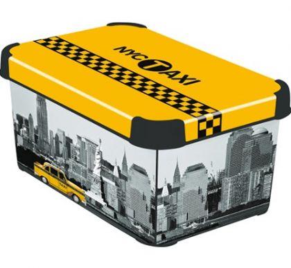 Ящик для хранения Нью-Йорк S