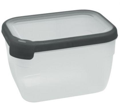 Контейнер для микроволновой печи прямоугольный 2,4л