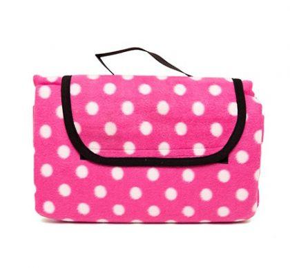 Подстилка для пикника, розовый
