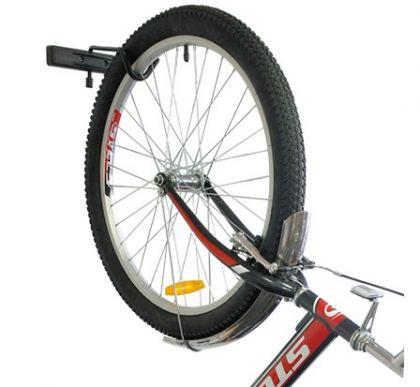 Складной подвес велосипедный для вертикального хранения