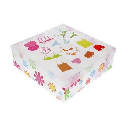 Коробка для хранения белья, 12 ячеек