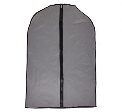 Чехол для одежды, серый