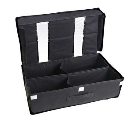 Коробка для хранения обуви, 4 отделения