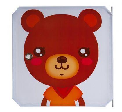 Дверь для кубического шкафа, детская 35х35см, Медведь