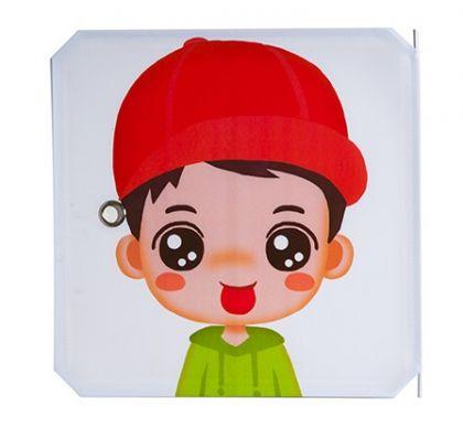 Дверь для кубического шкафа, детская 35х35см, Мальчик