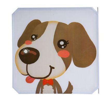 Дверь для кубического шкафа, детская 35х35см, Собака