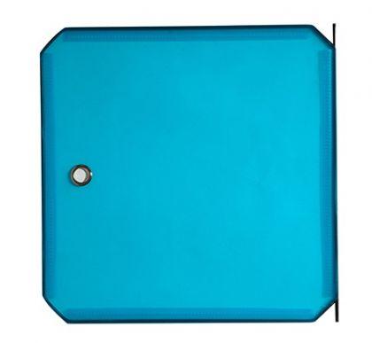 Дверь для кубического шкафа, детская 35х35см, голубой матовый