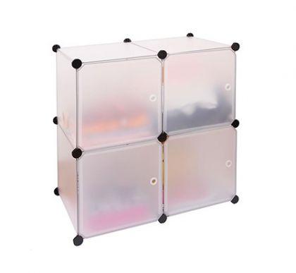 Шкафчик модульный на 4 секции