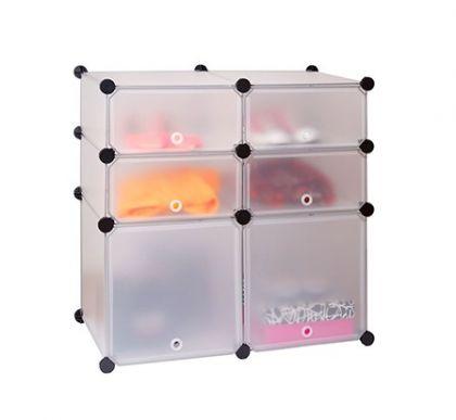 Шкафчик модульный на 6 секций