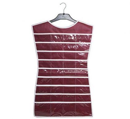 Органайзер-платье для украшений Red Rose