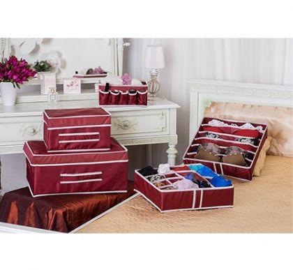 Набор органайзеров серии Red Rose модель 4