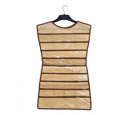 Органайзер-платье для украшений Costa-Rica