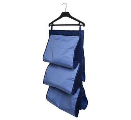Органайзер для сумок в шкаф Blu sky
