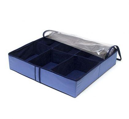Органайзер для обуви на 6 ячеек Blu sky