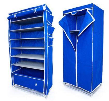 Комплект шкафов Элис Макси и Кармэн, синий