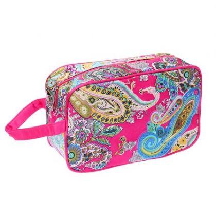 Органайзер для сумки Модный принт, розовый