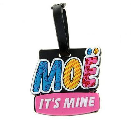 Бирка на чемодан Моё